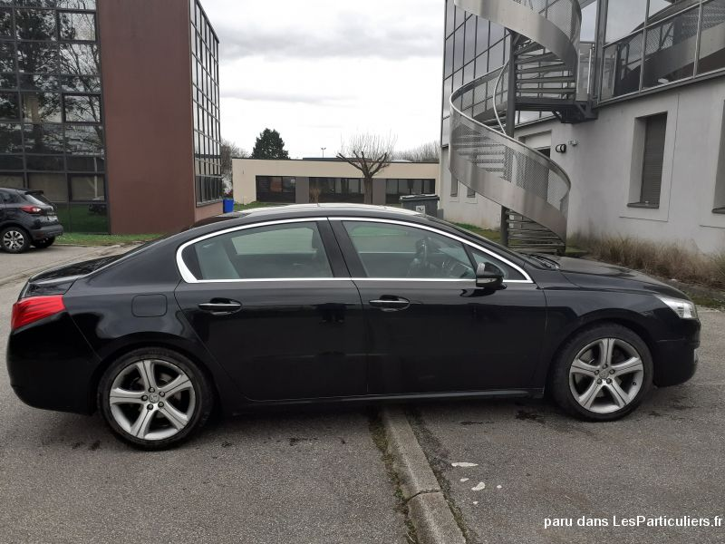 Peugeot 508 GT 204 ch Vehicules Voitures Seine-Maritime
