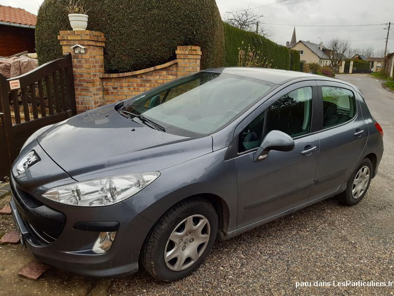 Peugeot 308 1.6hdi 92ch Vehicules Voitures Seine-Maritime