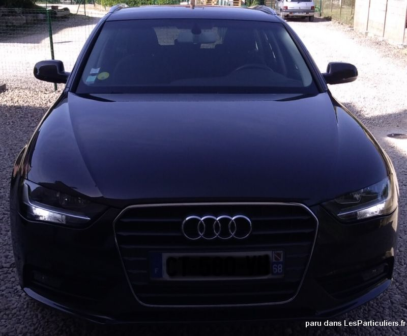 AUDI A4 AVANT - AMBIENTE - PHASE 2 - TDI -143 CV  Vehicules Voitures Haut-Rhin