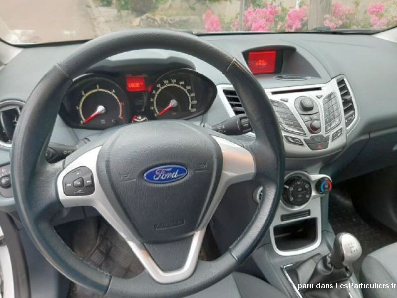 FORD FIESTA 1.6 TDCI 2009 Vehicules Voitures Yonne