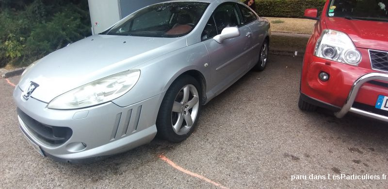 Peugeot 407 coupé 2.7L HDI 205 ch Vehicules Voitures Moselle