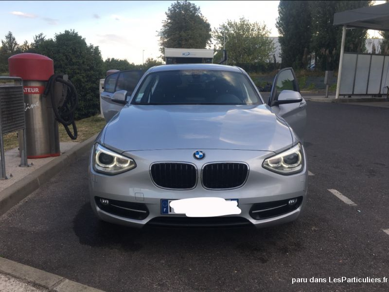 BMW Serie 1 118D F20 143CH Sport 5P Vehicules Voitures Yvelines