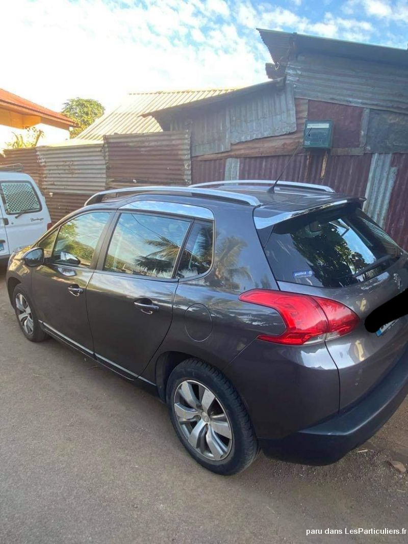 Peugeot 2008 break Vehicules Voitures Mayotte