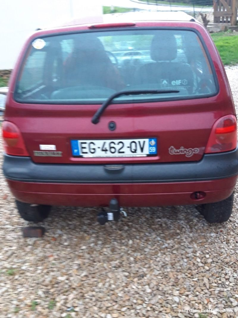 Twingo 1. 2 expression  Vehicules Voitures Aisne