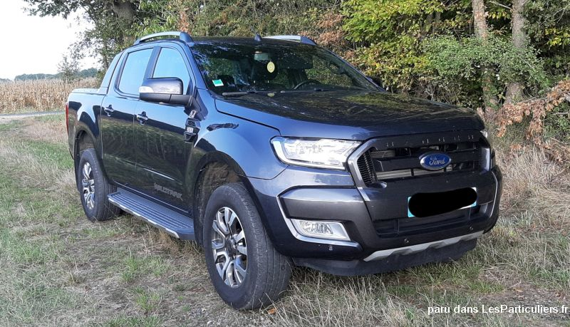 Ford ranger wildtrack double cabine 2017 Vehicules Voitures Vienne