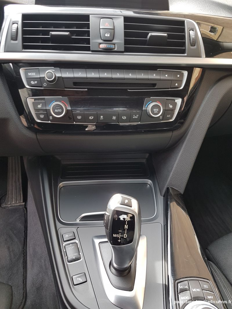 BMW 318 D Sport bva8 Vehicules Voitures Moselle