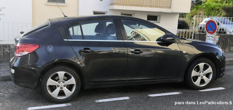 Chevrolet cruze 1.7 vcdi 131 cv Vehicules Voitures Doubs