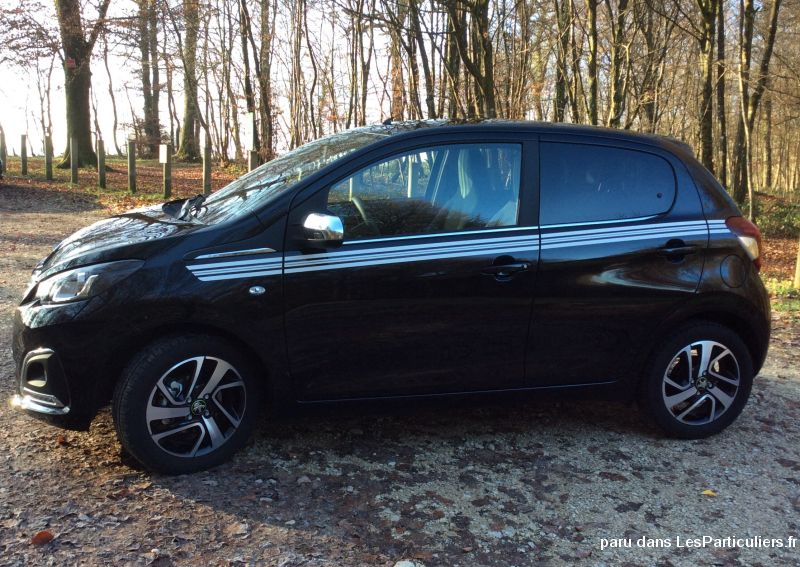 Peugeot 108 collection stop and start 5 portes
