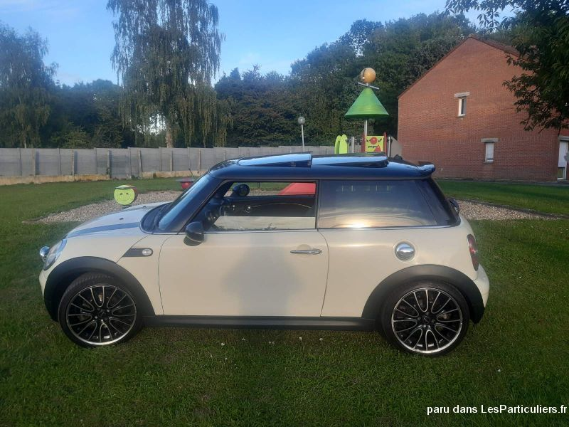 Mini Cooper d  Vehicules Voitures Nord