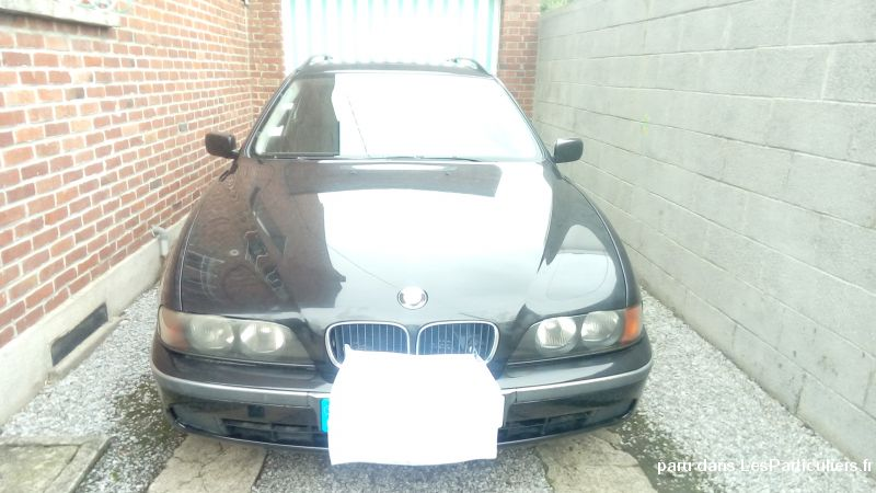 BMW 525 Vehicules Voitures Nord