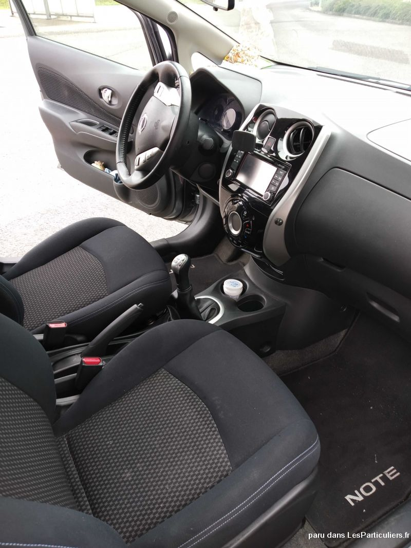 NISSAN NOTE N CONNECTA Vehicules Voitures Vienne