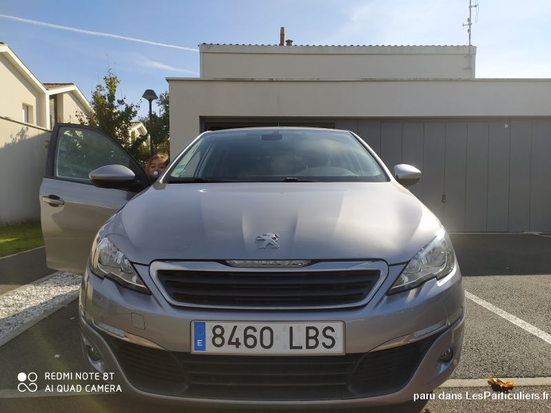 Peugeot 308 Vehicules Voitures Gironde