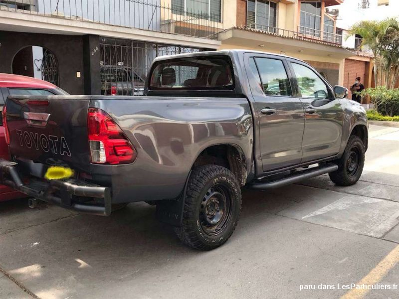 Toyota Hilux IV 4WD 2.4 D-4D 150 DOUBLE CABINE