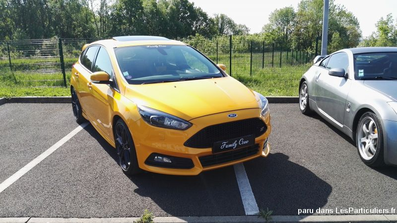 Ford Focus III 2.0 EcoBoost 250ch Stop&Start ST