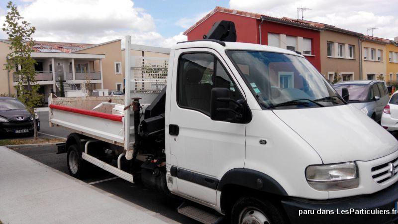 Petites annonces gratuites vehicules utilitaires tournefeuille - Covoiturage camion demenagement ...