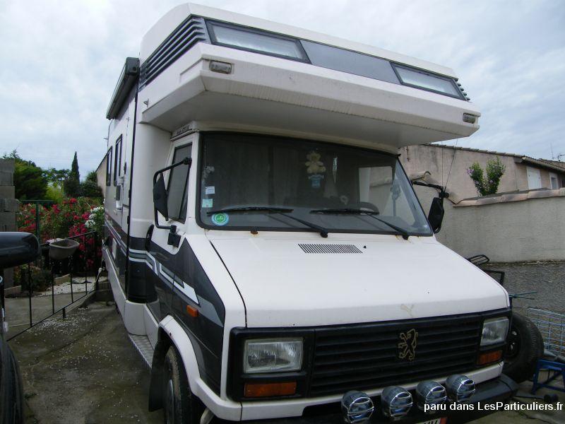 camping car j5 vehicules aude. Black Bedroom Furniture Sets. Home Design Ideas