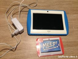 tablette oregon scientific meep enfant bebe jeux jouets nièvre