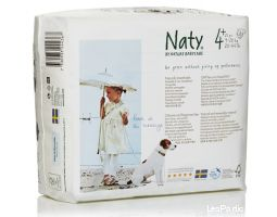 75 couches naty 4+ (9-20 kg)  enfant bebe equipement bebe puericulture nord
