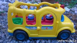 bus little people de fisher price enfant bebe jeux jouets hérault