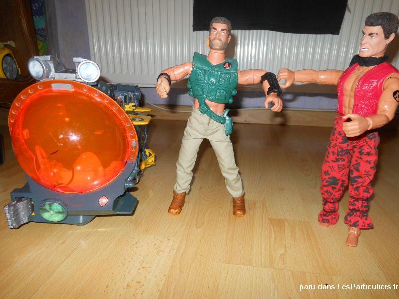 Jouets action man