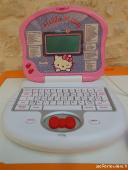 Ordinateur Hello Kitty Clementoni