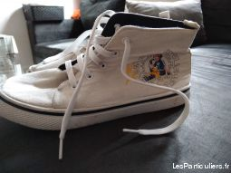 converses blanches enfant bebe chaussures isère