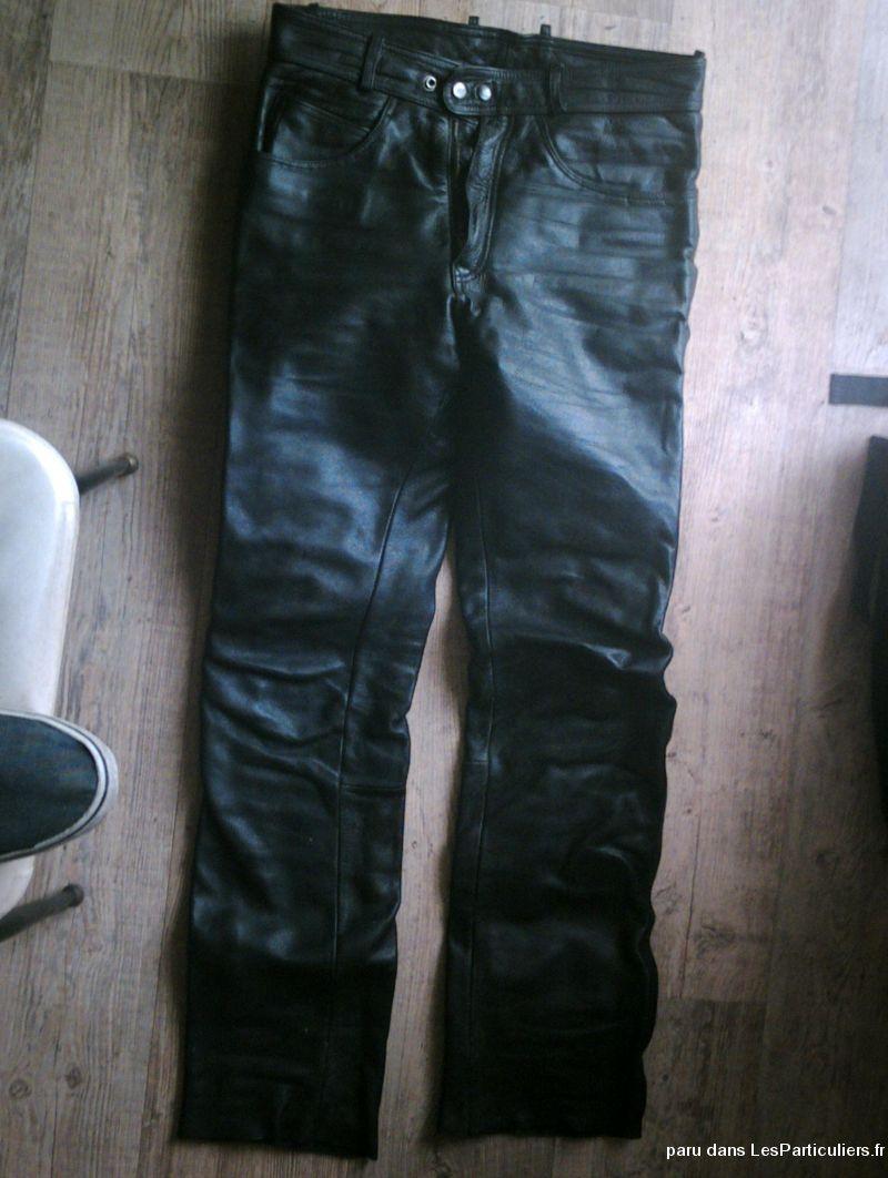 Et Dmp Accessoires Moto Pantalon Vetements Morbihan Cuir wEIPR