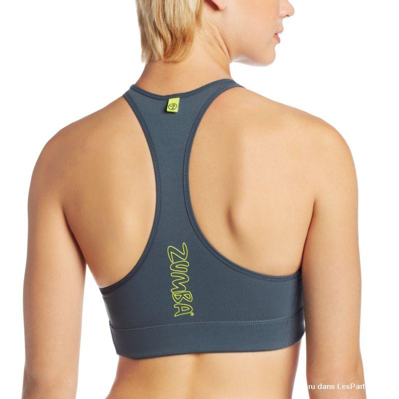 brassi re sport femme zumba fitness taille s vetements et. Black Bedroom Furniture Sets. Home Design Ideas