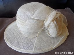 CHAPEAU POUR CEREMONIE OU COCKTAIL
