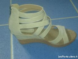 Chaussures compens�es