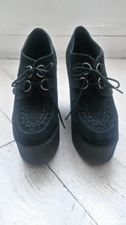 Creepers Undergrounds compensées