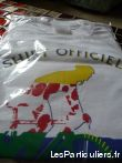 Tee shirt officiel 96 LE TOUR DE FRANCE