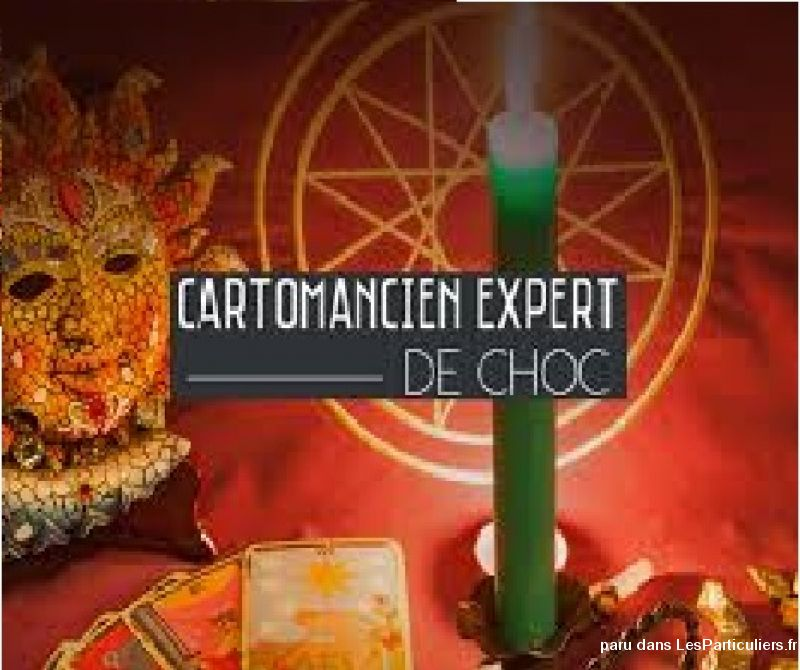 Cartomancien. be Des Experts Medium