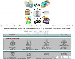 transferts de format video audio diapositives services evenements services informatiques essonnes
