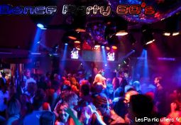 dance party 80's vous organisez un �v�nement?  services evenements concert theatre spectacle nord