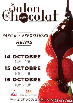 salon du chocolat de reims services evenements concert theatre spectacle marne