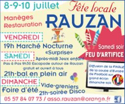 fête locale marché nocturne grand vide grenier  services evenements organisation evenements gironde