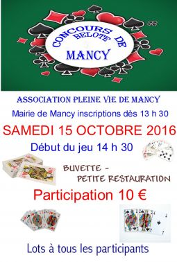 concours de belote services evenements organisation evenements marne