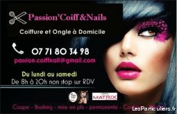coiffeuse / extension de cheveux / ongles services evenements sante forme beaute nord