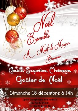 noël ensemble à mont de marsan services evenements concert theatre spectacle landes