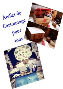 atelier de cartonnage services evenements autres services calvados