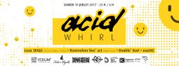 acid' whirl services evenements concert theatre spectacle paris