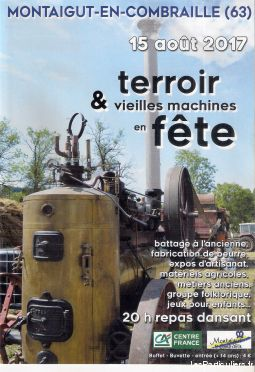 terroir et vieilles machines en fête services evenements organisation evenements puy-de-dôme