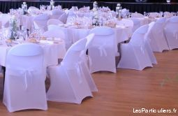 housses de chaises et nappes de tables services evenements organisation evenements seine-saint-denis