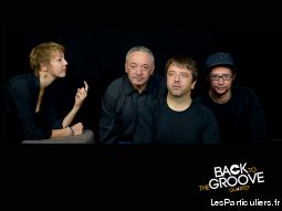 back to the groove qu4rtet, cover jazz, pop rock services evenements concert theatre spectacle nord