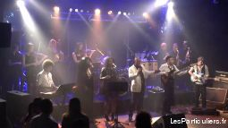 orchestre, soul, disco, cover barry white services evenements concert theatre spectacle nord
