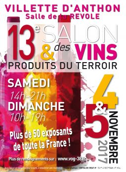 13ème salon vins et terroir services evenements organisation evenements isère