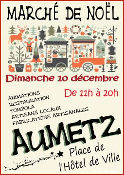 marché de noël à aumetz services evenements organisation evenements moselle