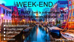 week-end amsterdam services evenements organisation evenements paris