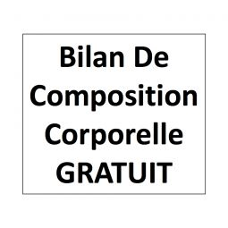 bilan de composition corporelle gratuit services evenements sante forme beaute somme